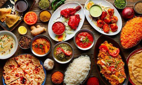 インドカレーとインド料理